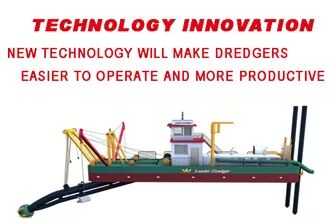 Technology Innovation In Dredge