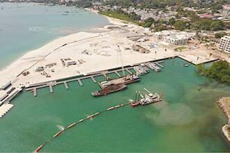 Application of Cutter Suction Dredger in Channel Dredging